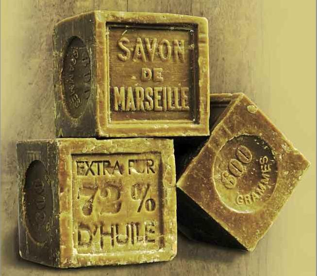 Le Savon de Marseille, le parfum de notre enfance