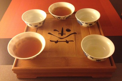 Plaisirs des thés ………