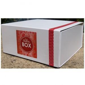 Grande Box rouge