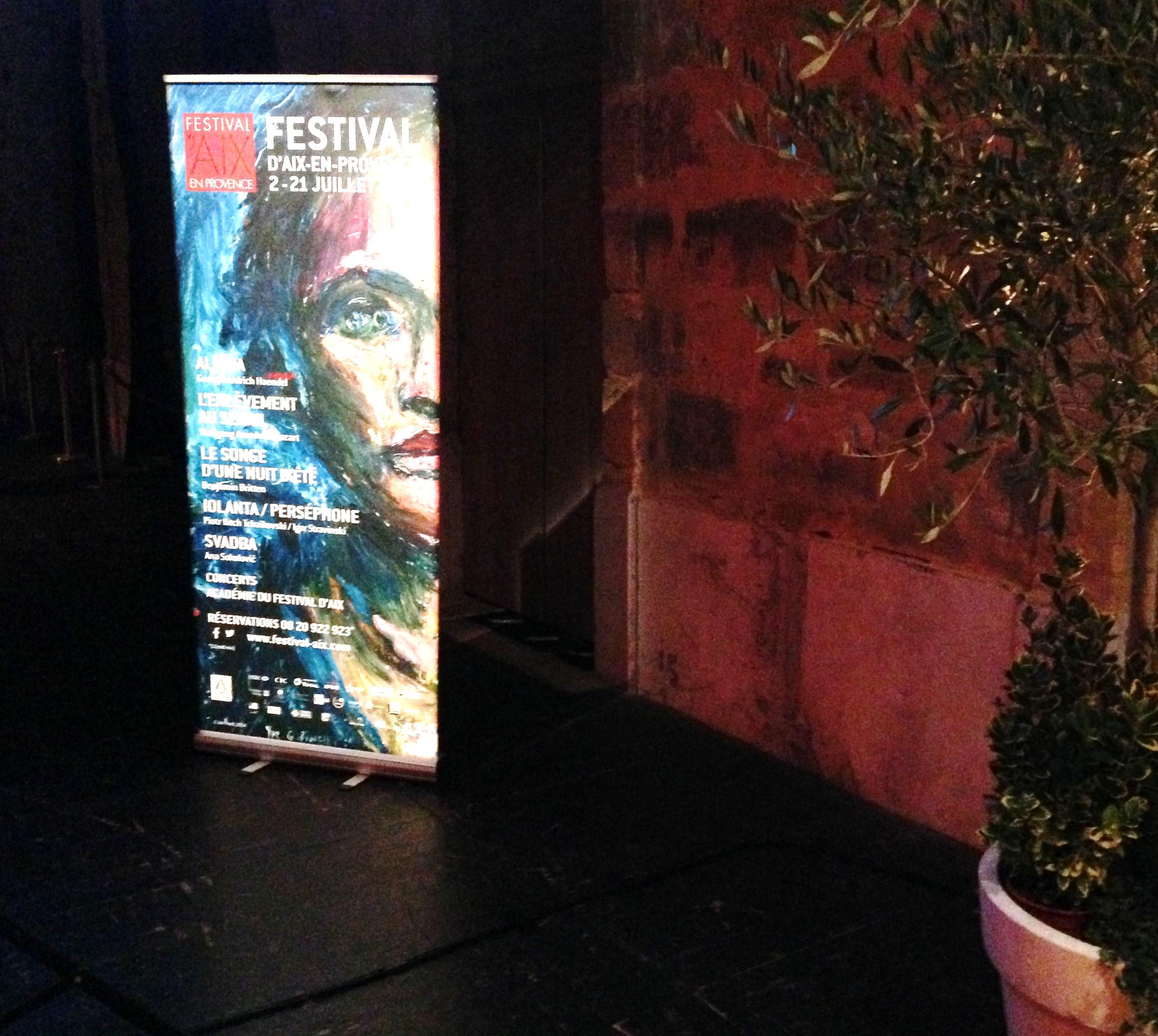 Présentation Festival d'Art Lyrique 2015