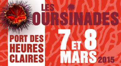 Les Oursinades Istres 2015.