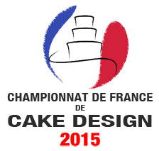 Championnat de France Cake Design 2015