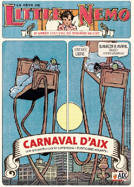 Little Nemo - Carnaval d'Aix en Provence