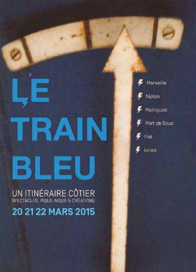 Programme - parcours Train Bleu