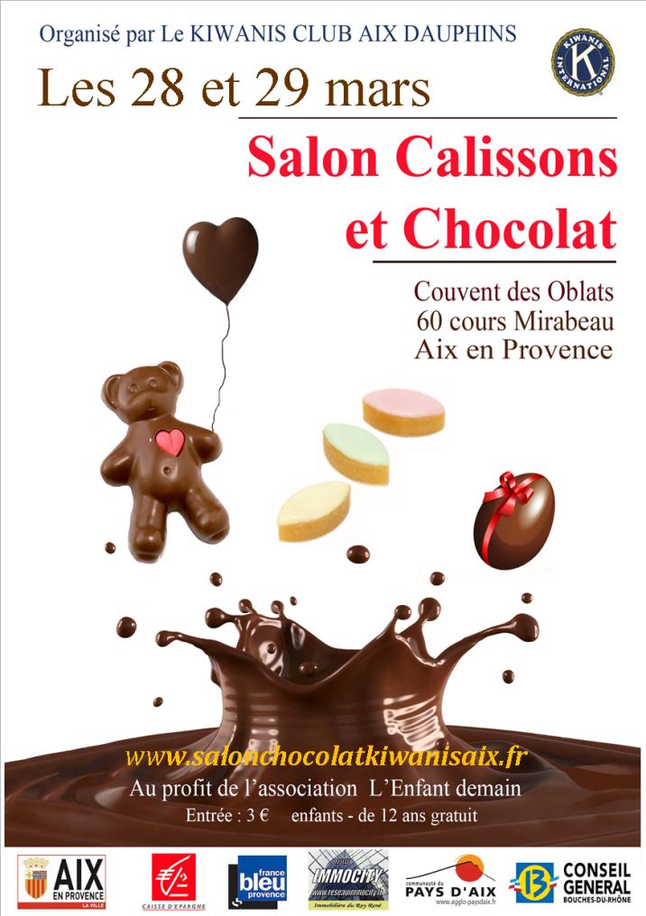 Salon Calisson et Chocolat 2015