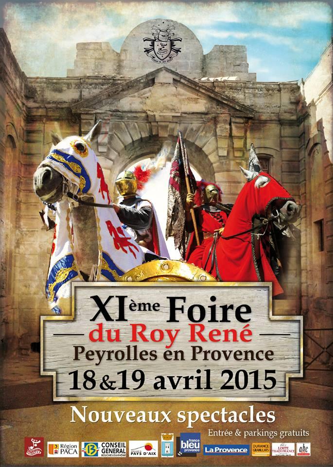 XIème Foire du Roy René - Peyrolle en Provence