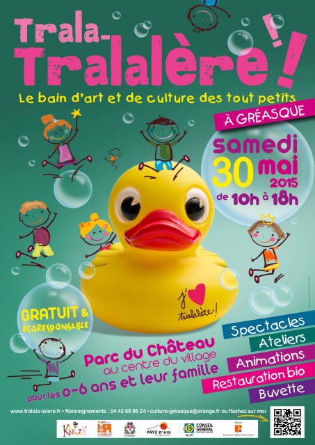 Tralala-Tralalère 2015