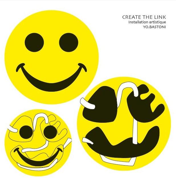 """Create the Link"" Yo Bastoni"