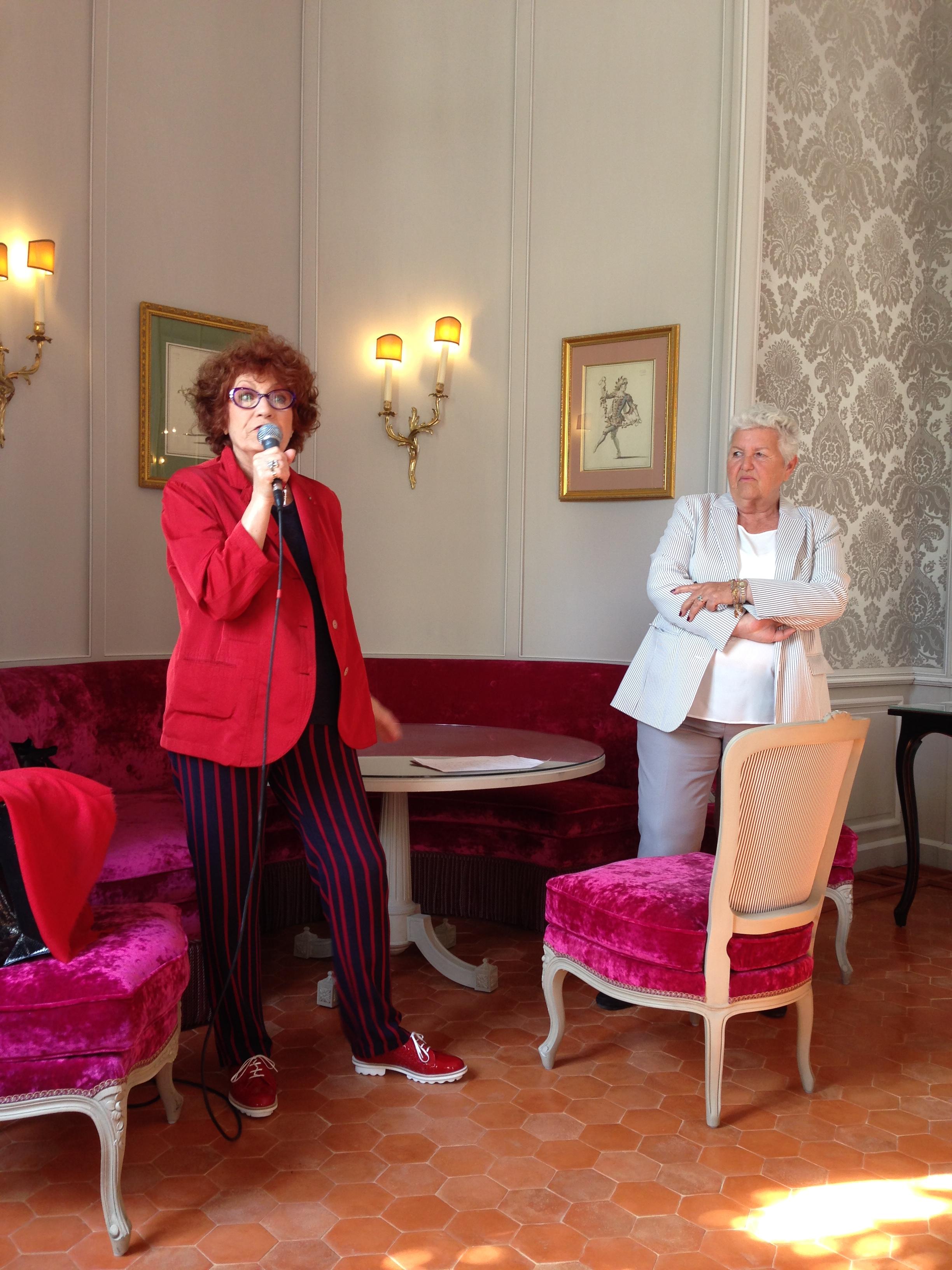 Andréa Férréol & Geneviève Sabardu