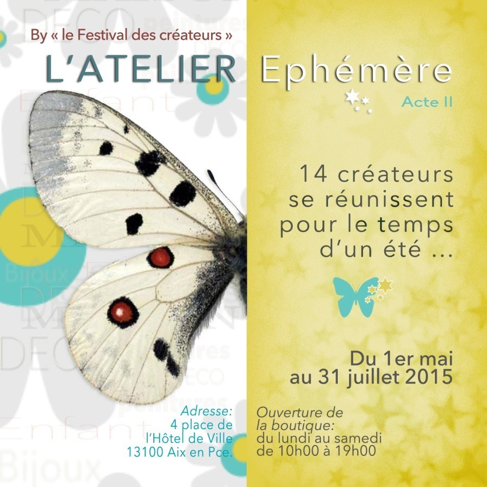 l'Atelier Ephemere