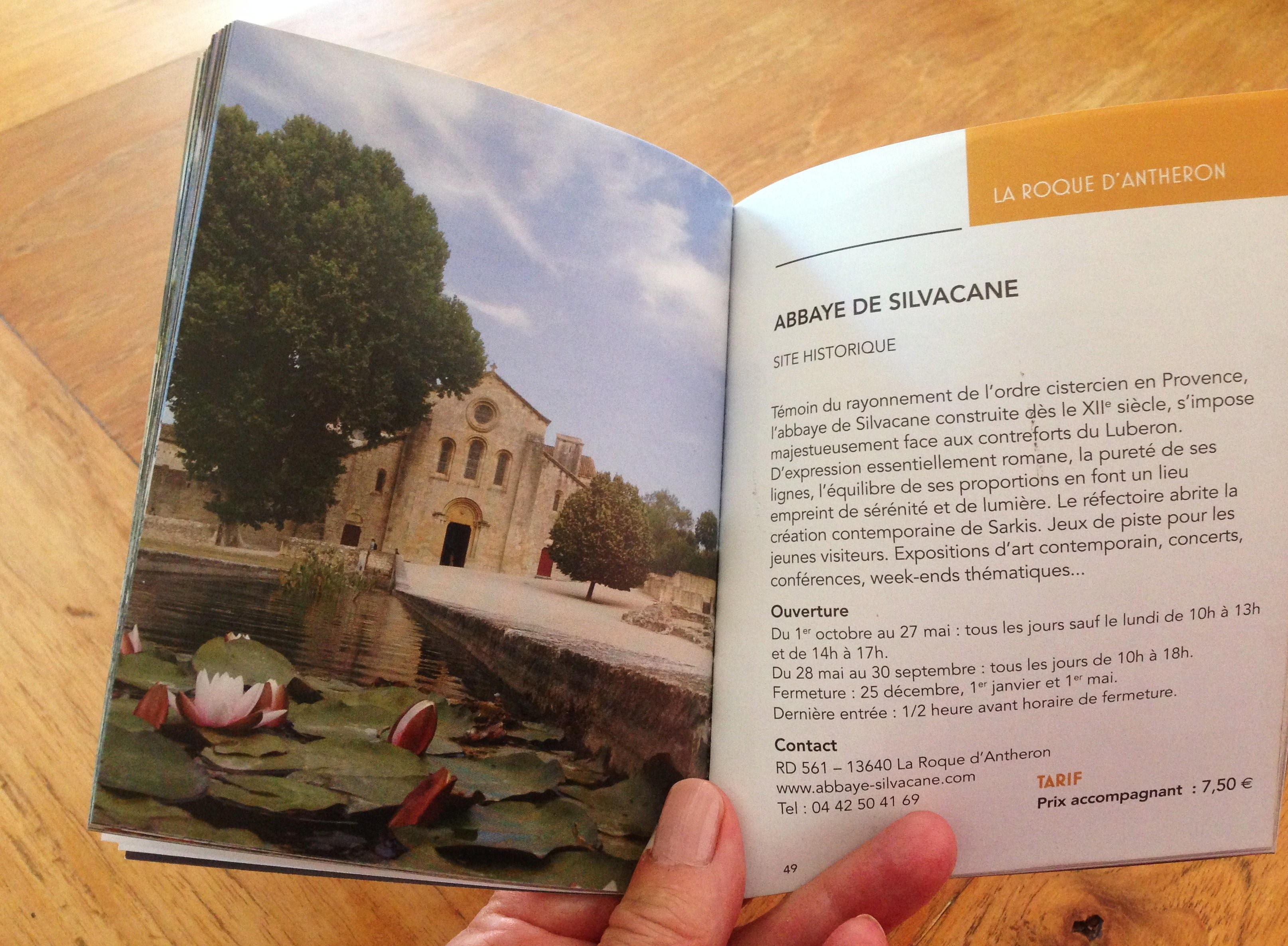 Pass myprovence - Abbaye de Silvacane