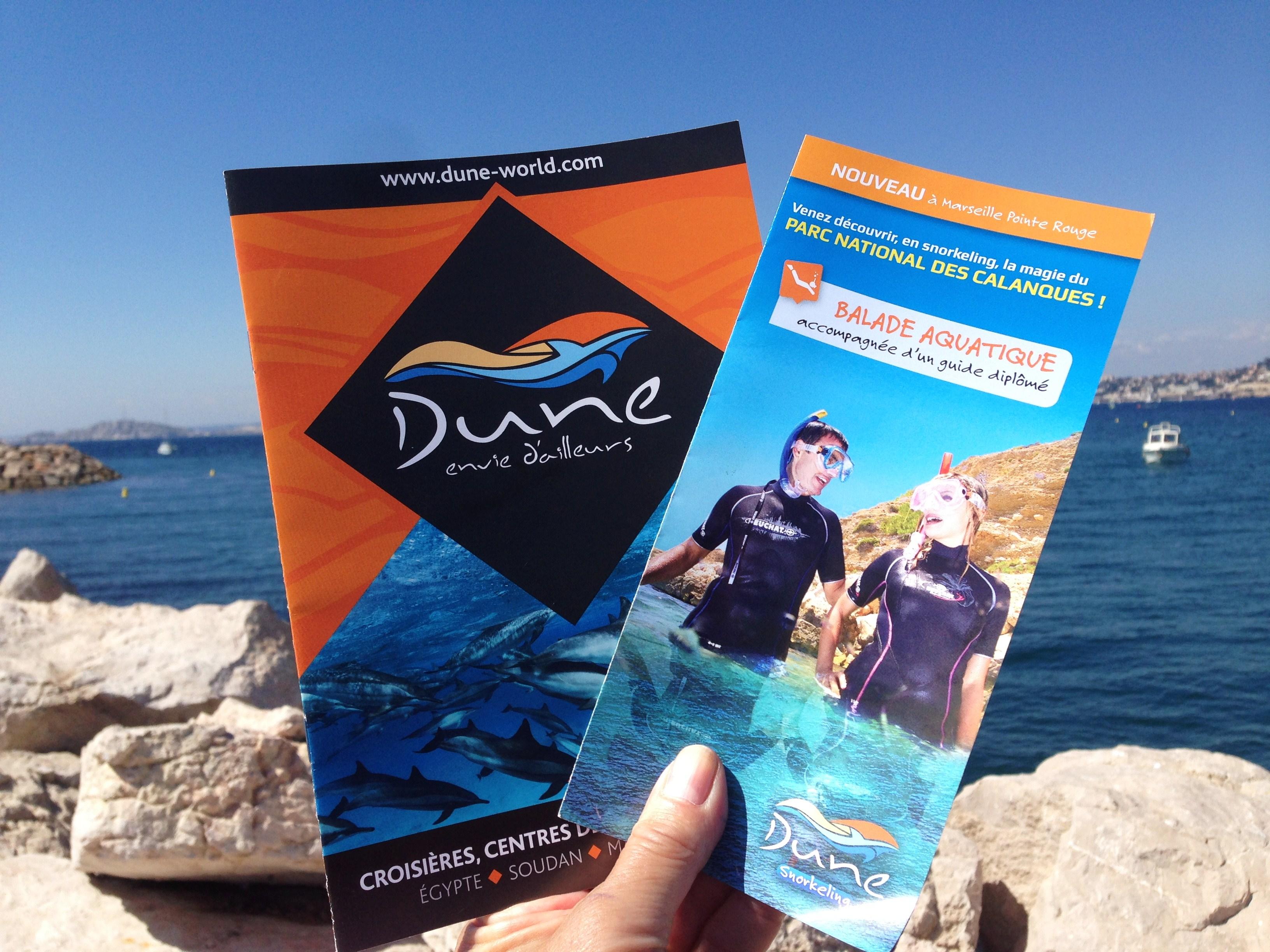 Dune - snorkeling -