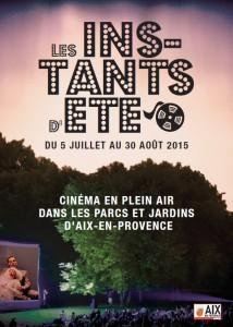 Instants d'été Aix en Provence