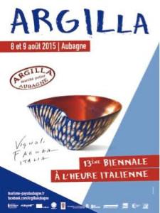 Argila 2015 - Aubagne