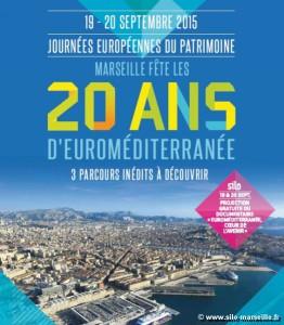 20 ans Euroméditerranée