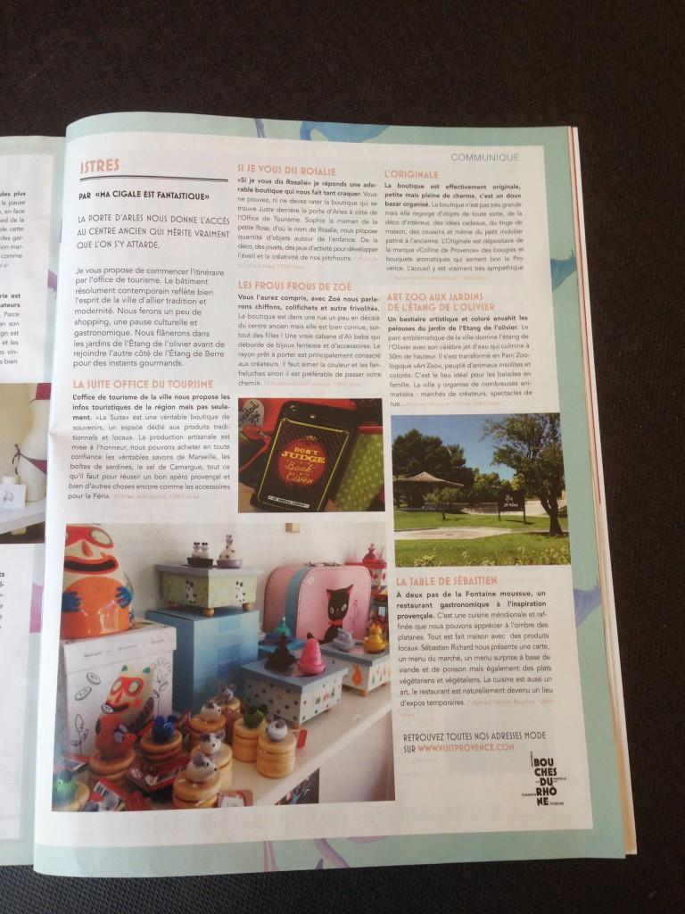 Pages région - ELLE n° 01648 du 28/08/2015