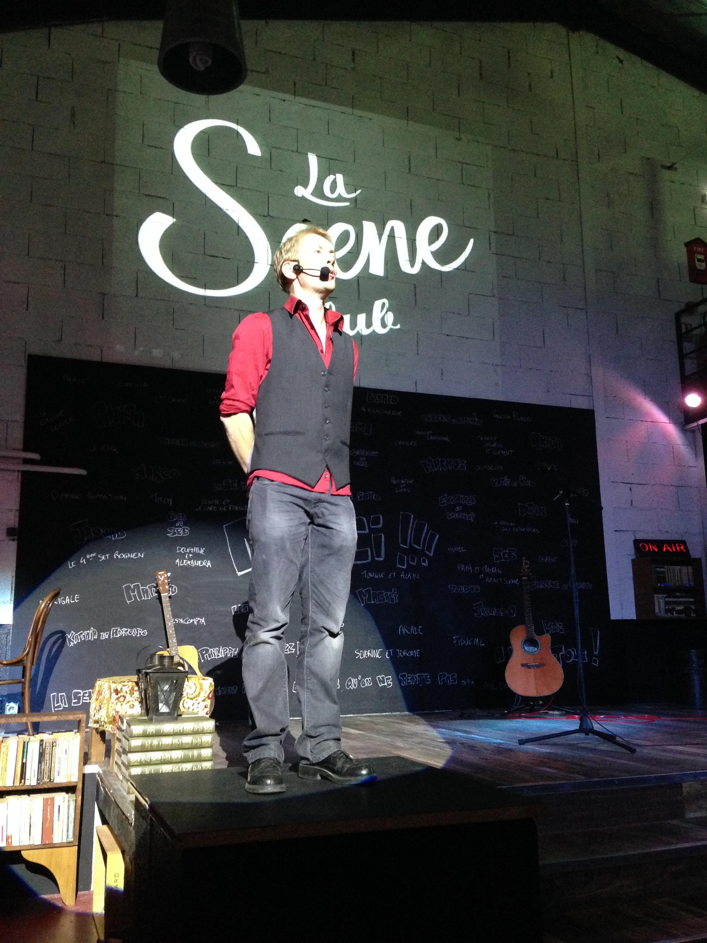 La Scene