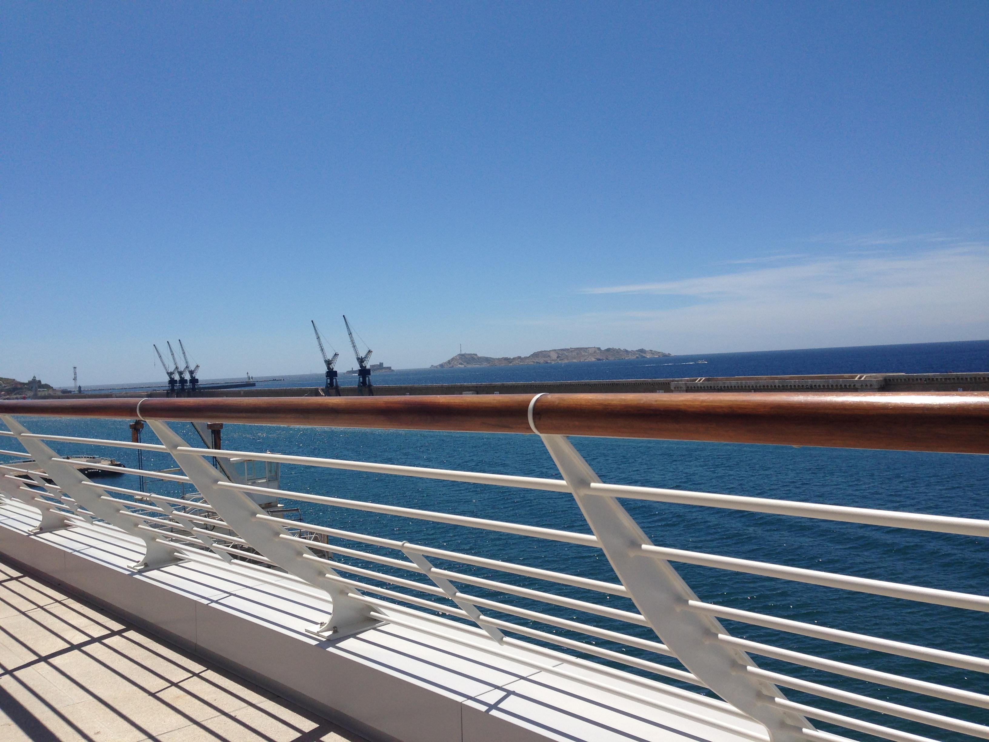 Ouverture les Terrasses du Port