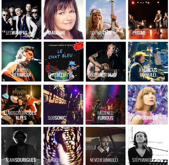 Gagnez vos places pour le Festival de la chanson françaises du Pays d'Aix