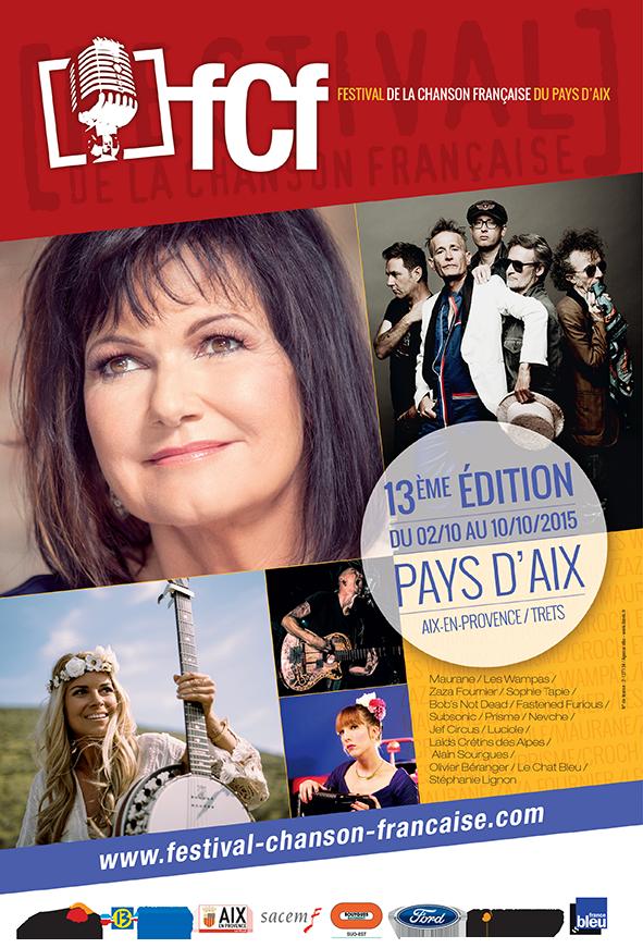 Festival de la chanson française du Pays d'Aix