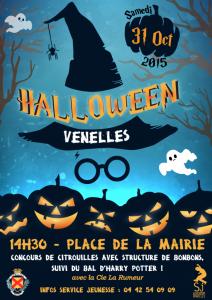 Halloween Venelles