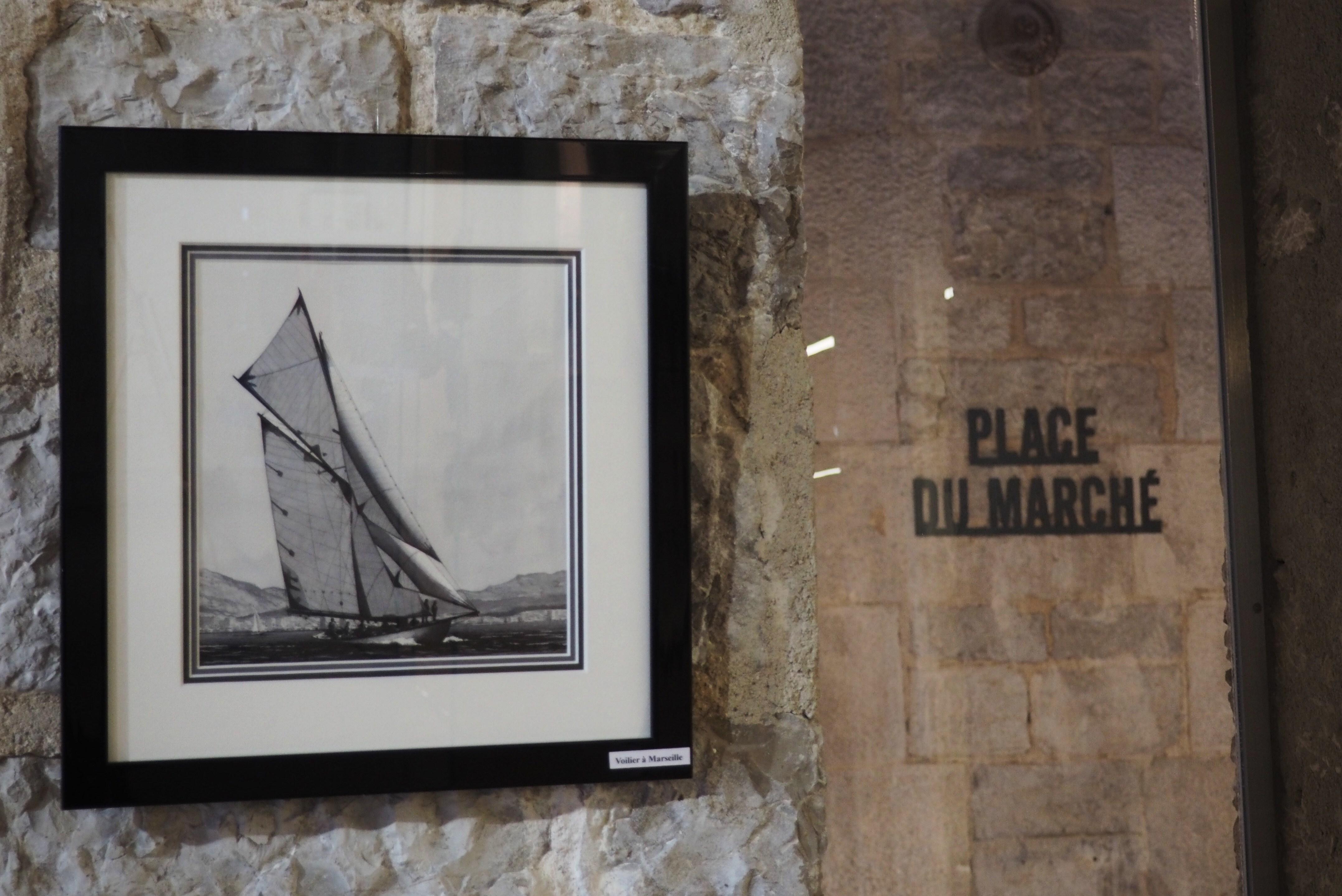 """""""Les Docks de la Joliette"""" D D'Alessandro"""