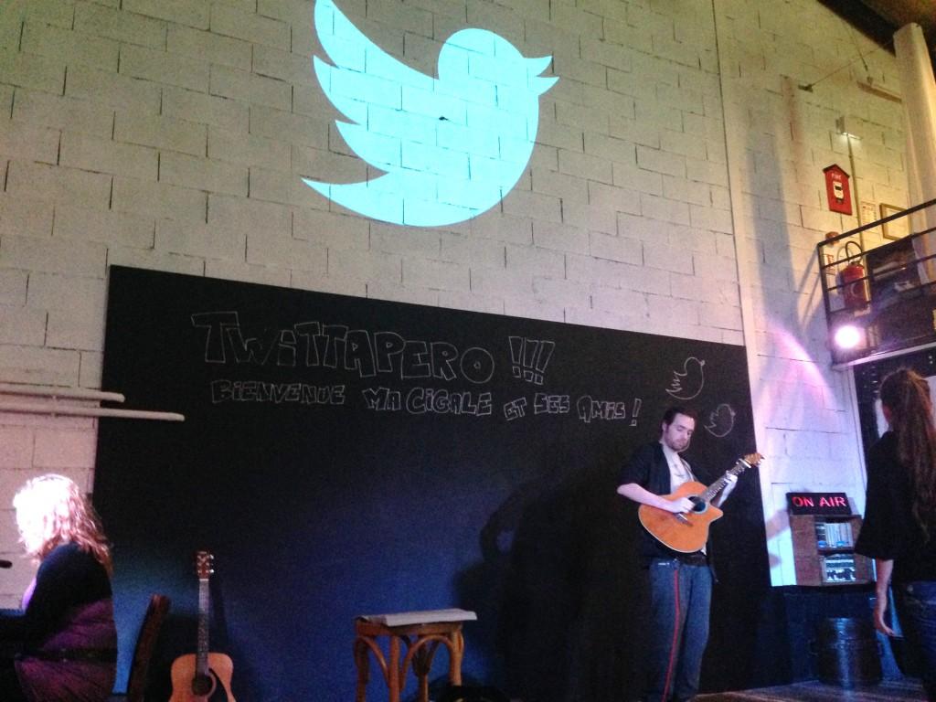 Twittapéro La Scene