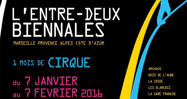 L'Entre-deux Biennales - Aix en Provence - Marseille