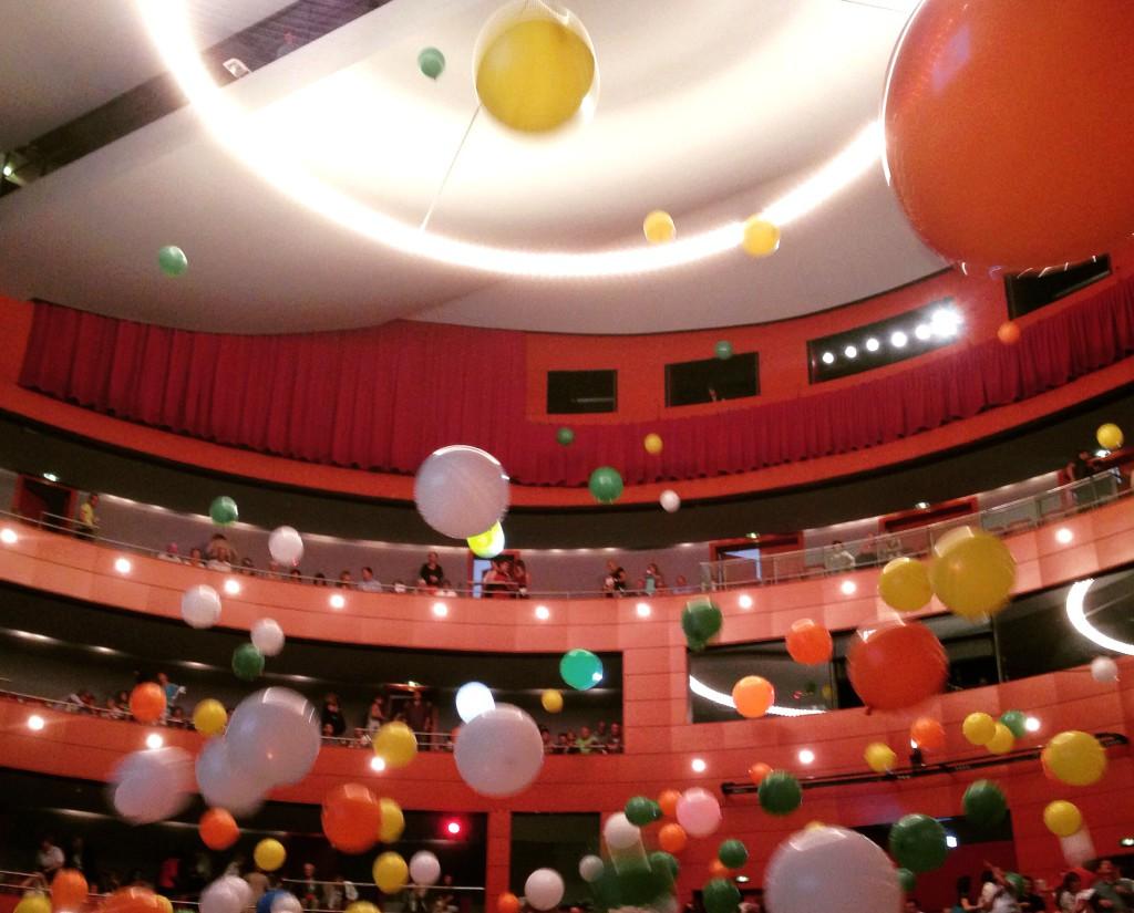 Les Théâtres - Grand théâtre de Provence