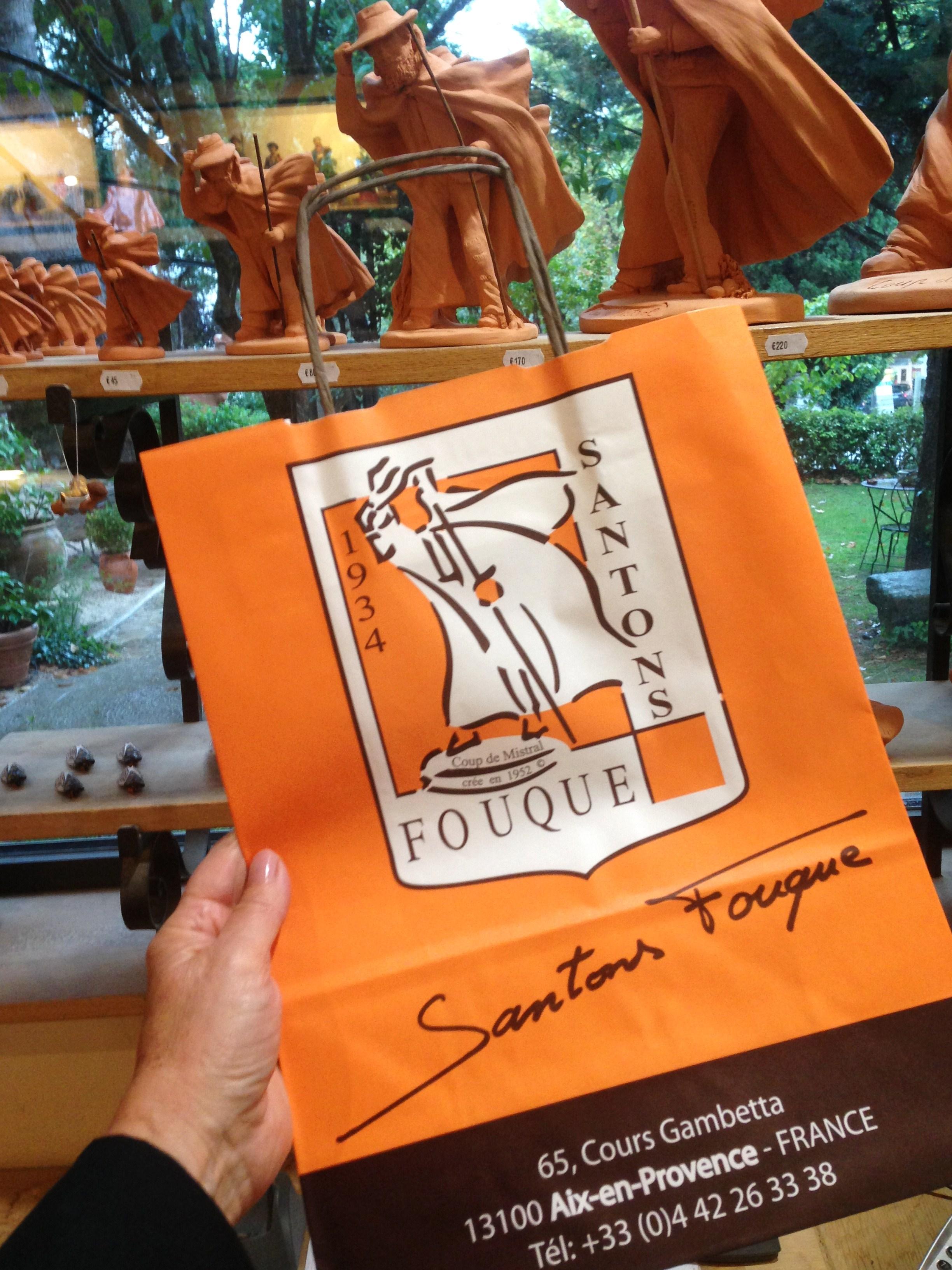 Santons Fouque Aix en Provence
