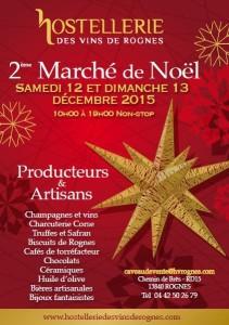 Marché de Noël Hostellerie des vins dMarché de Noël Hostellerie des vins de Rognes - Provence e Rognes - Provence