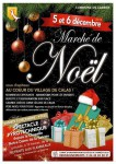 Marché de Noel Calas Cabries provence