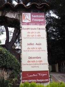 Santons Fouque - Aix en Provence