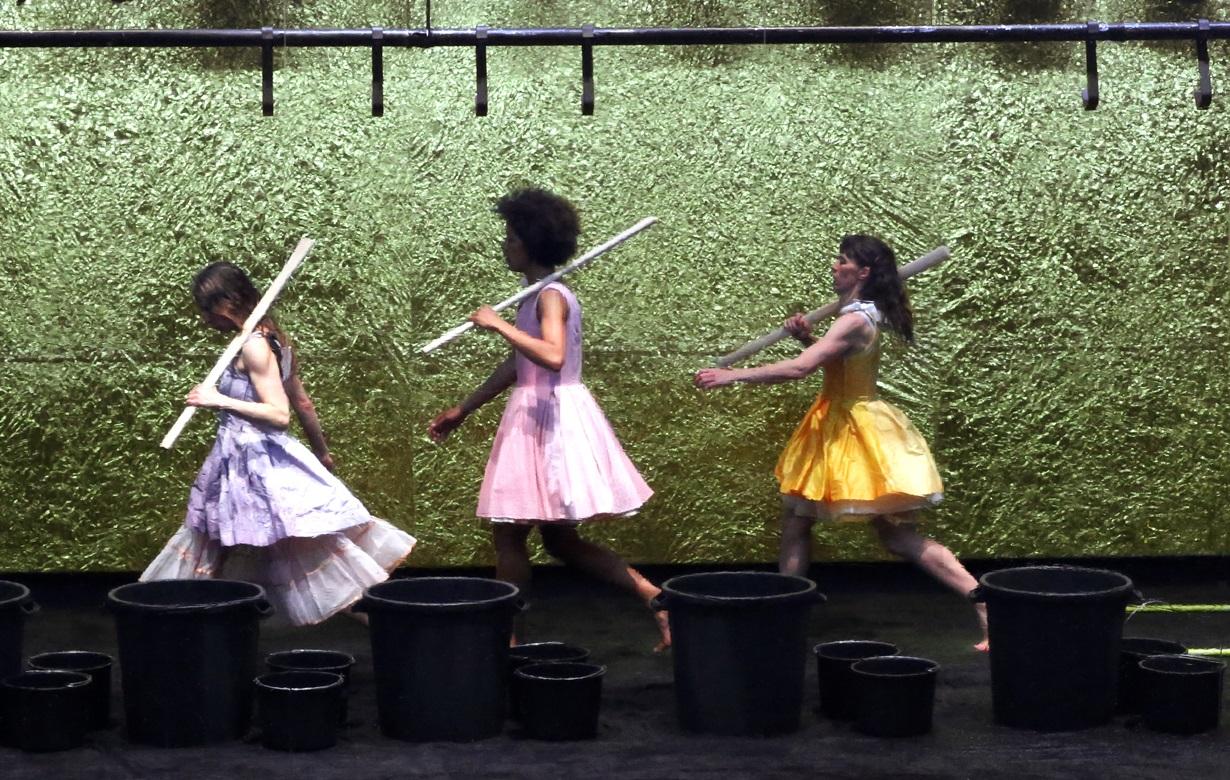 Belle d'Hier - Cie Non Nova - _ ©Jean-Luc Beaujault - l'Entre-deux biennales