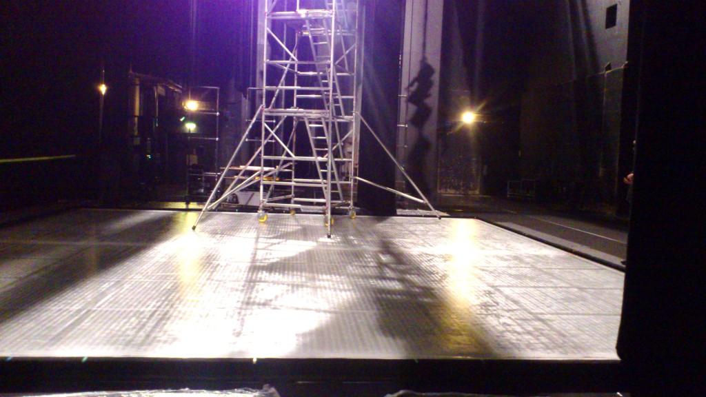 Patinoire au Grand Theatre de Provence - Aix en Provence