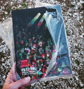 Programmation Festival d'Art Lyrique d'Aix en Provence 2016