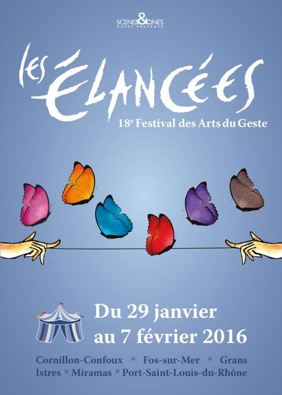 Les Elancées 18e Festival des Arts du Geste