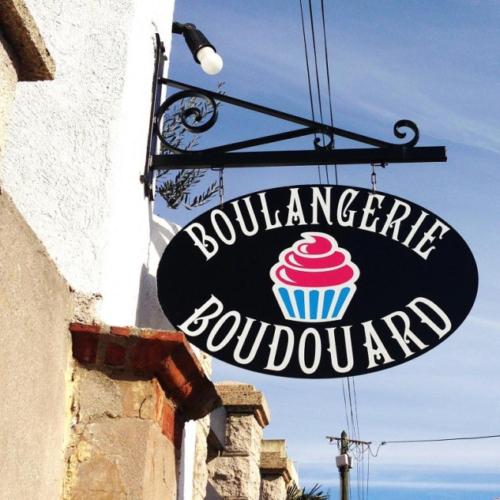 Cupcakes Boudouard Sauset les pins