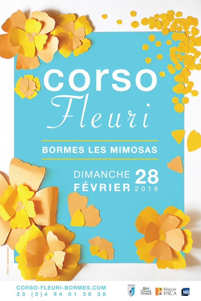 Corso Fleuri - Bormes les mimosas