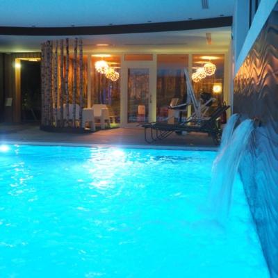 Vital spa Decathlon Village Bouc Bel Air - bassin aquasensoriel