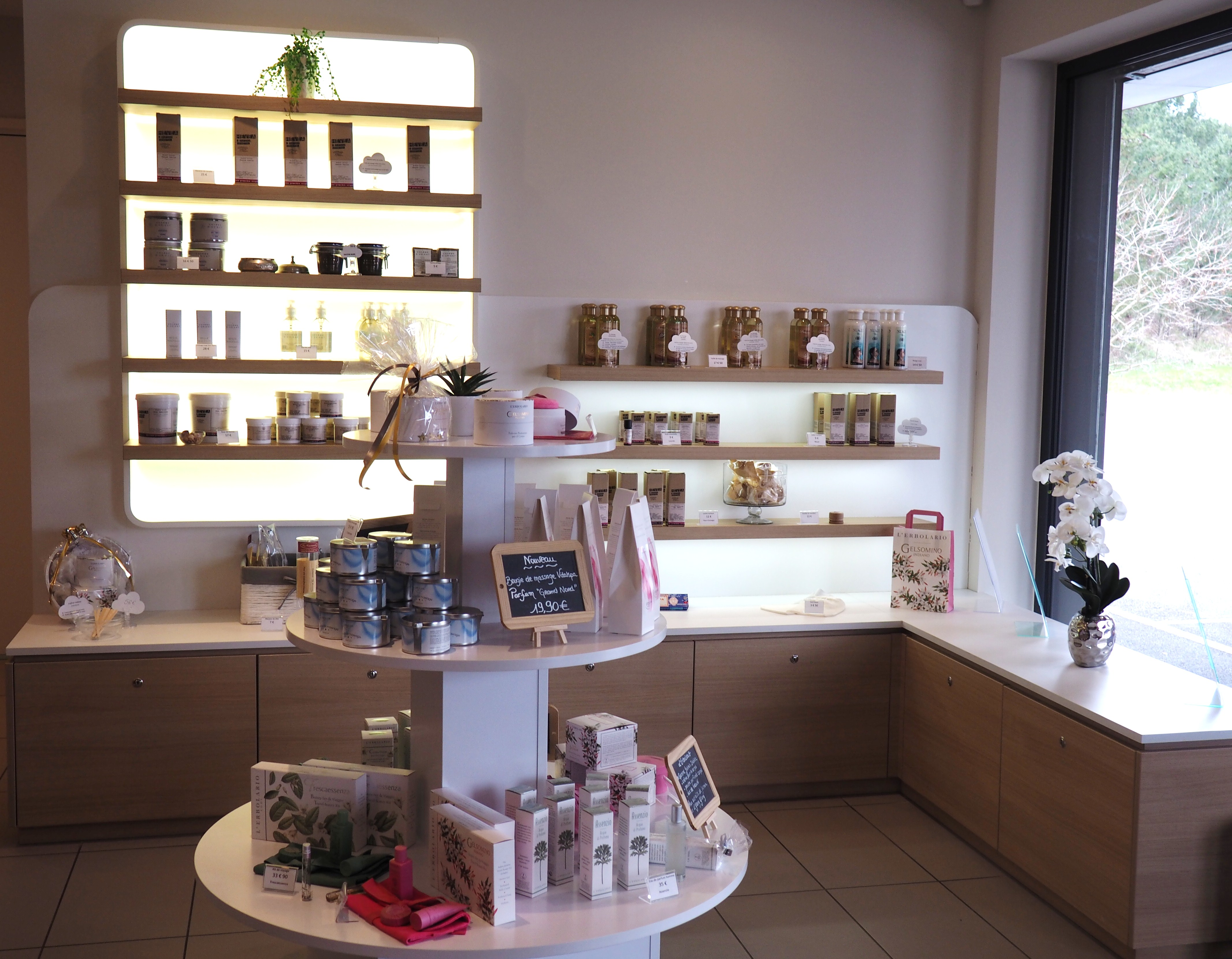 Vital Spa boutique, Decathlon Village Bouc Bel air, Provence