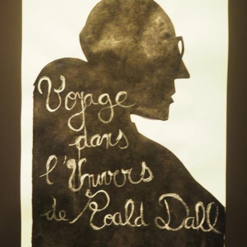 """Expo """"Voyage dans l'univers de Roald Dahl"""" Aix en Provence"""