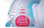 Invitations Salon des loisrs créatifs - Coco d'en haut, DIY, Marseille