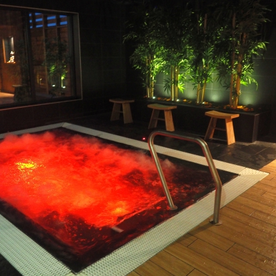 Le Japon Vital spa, Decathlon Village Bouc Bel Air, Provence