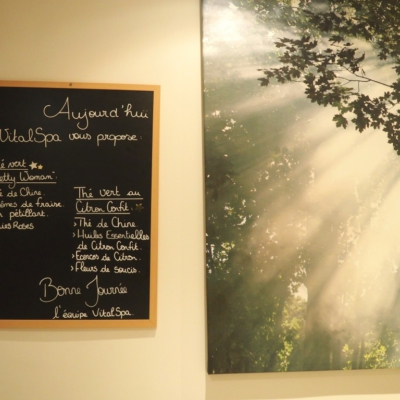 Espace lounge - tisanerie Vital spa, Bouc Bel air Decathlon Village
