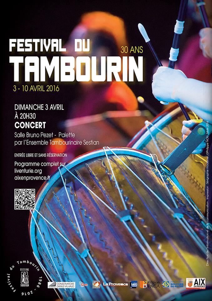 Festival du Tambourin - Aix en Provence