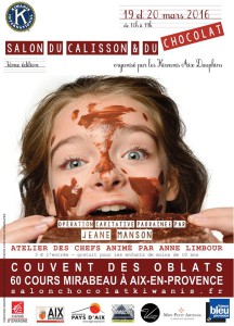Salon du calisson & du chocolat - Aix en Provence