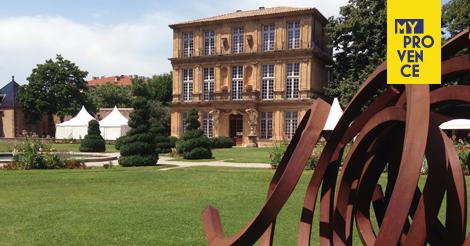 Le Pavillon Vendôme -Aix en Provence - ma Cigale est fantastique - myprovence
