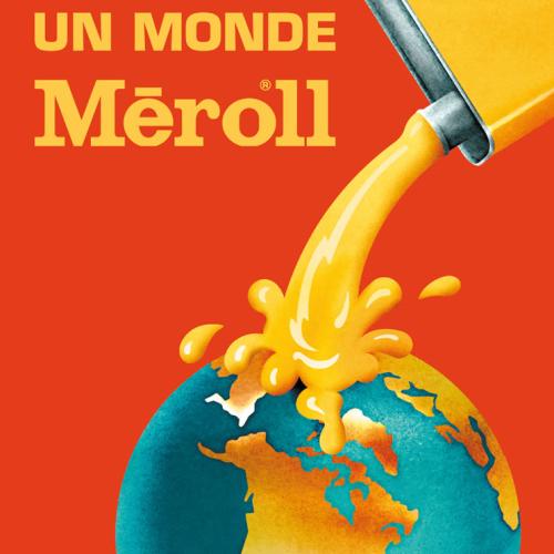 Expo Méroll - Rencontres du 9e Art - Festival Bande Dessinée Aix en Provence