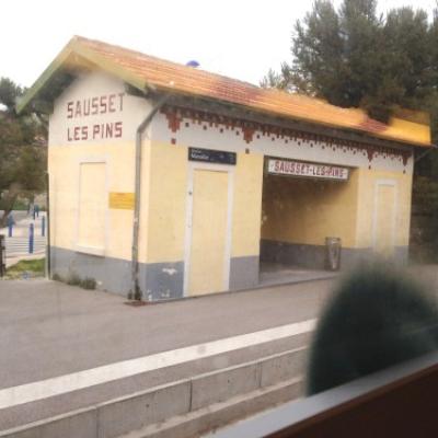 Le train bleu - édition 2015